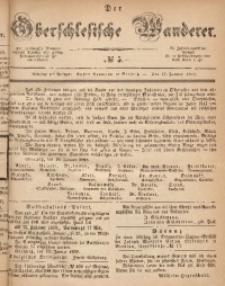 Der Oberschlesische Wanderer, 1868, Jg. 41, No. 5