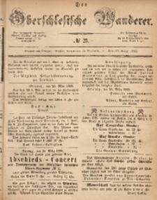Der Oberschlesische Wanderer, 1868, Jg. 41, No. 25