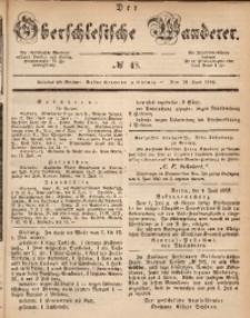 Der Oberschlesische Wanderer, 1868, Jg. 41, No. 48