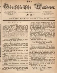 Der Oberschlesische Wanderer, 1868, Jg. 41, No. 54