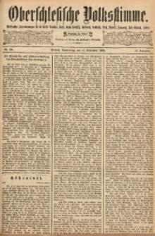 Oberschlesische Volksstimme, 1892, Jg. 18, Nr. 211