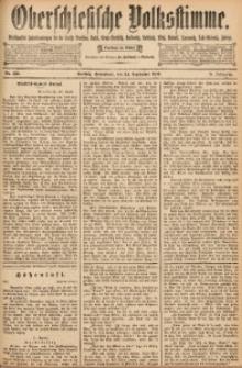 Oberschlesische Volksstimme, 1892, Jg. 18, Nr. 219