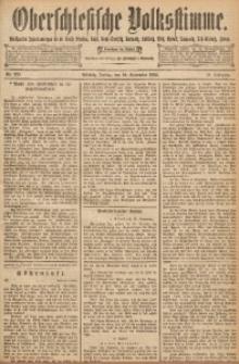 Oberschlesische Volksstimme, 1892, Jg. 18, Nr. 224