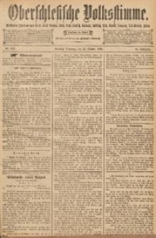 Oberschlesische Volksstimme, 1892, Jg. 18, Nr. 245