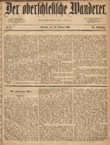 Der Oberschlesische Wanderer, 1869, Jg. 42, No. 9