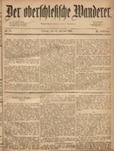 Der Oberschlesische Wanderer, 1869, Jg. 42, No. 19