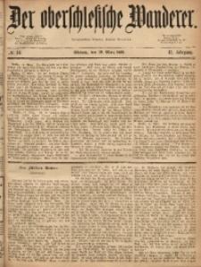 Der Oberschlesische Wanderer, 1869, Jg. 42, No. 34