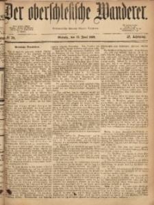 Der Oberschlesische Wanderer, 1869, Jg. 42, No. 70