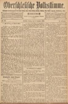 Oberschlesische Volksstimme, 1892, Jg. 18, Nr. 259