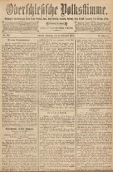 Oberschlesische Volksstimme, 1892, Jg. 18, Nr. 262