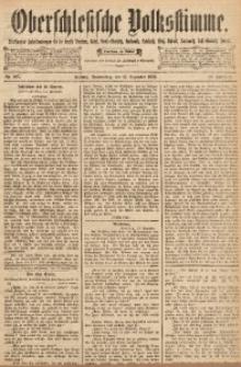 Oberschlesische Volksstimme, 1892, Jg. 18, Nr. 287