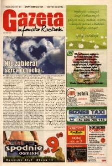 Gazeta - Informator Raciborski 2008, nr 4 (37).