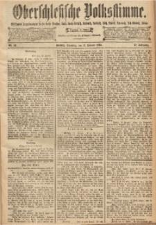 Oberschlesische Volksstimme, 1893, Jg. 19, Nr. 13