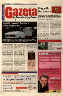 Gazeta - Informator Raciborski 2009, nr 2 (47).