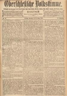 Oberschlesische Volksstimme, 1893, Jg. 19, Nr. 66
