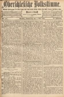 Oberschlesische Volksstimme, 1893, Jg. 19, Nr. 101