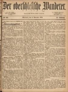 Der Oberschlesische Wanderer, 1870, Jg. 43, No. 130