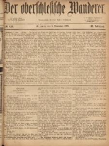 Der Oberschlesische Wanderer, 1870, Jg. 43, No. 131