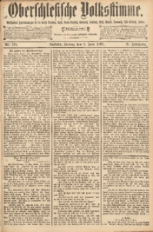 Oberschlesische Volksstimme, 1893, Jg. 19, Nr. 129