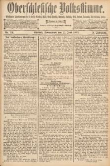 Oberschlesische Volksstimme, 1893, Jg. 19, Nr. 136