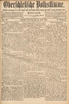 Oberschlesische Volksstimme, 1893, Jg. 19, Nr. 138