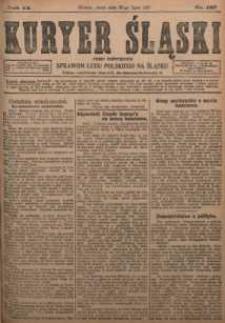 Kuryer Śląski, 1917, R. 9 [właśc. 11], nr 167