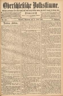 Oberschlesische Volksstimme, 1893, Jg. 19, Nr. 139