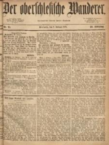 Der Oberschlesische Wanderer, 1871, Jg. 44, Nr. 15