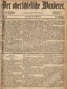 Der Oberschlesische Wanderer, 1871, Jg. 44, Nr. 59