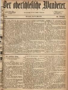 Der Oberschlesische Wanderer, 1871, Jg. 44, Nr. 61