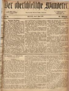 Der Oberschlesische Wanderer, 1871, Jg. 44, Nr. 64