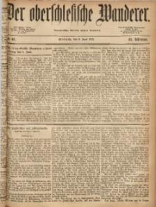 Der Oberschlesische Wanderer, 1871, Jg. 44, Nr. 66