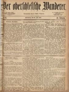 Der Oberschlesische Wanderer, 1871, Jg. 44, Nr. 85