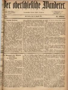Der Oberschlesische Wanderer, 1871, Jg. 44, Nr. 94
