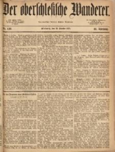Der Oberschlesische Wanderer, 1871, Jg. 44, Nr. 120