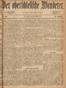 Der Oberschlesische Wanderer, 1871, Jg. 44, Nr. 129
