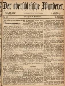 Der Oberschlesische Wanderer, 1871, Jg. 44, Nr. 140