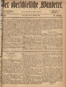 Der Oberschlesische Wanderer, 1871, Jg. 44, Nr. 147