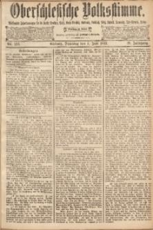 Oberschlesische Volksstimme, 1893, Jg. 19, Nr. 149