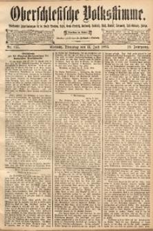 Oberschlesische Volksstimme, 1893, Jg. 19, Nr. 155