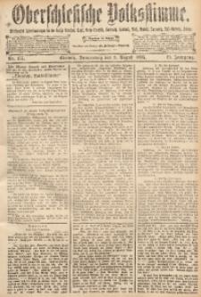 Oberschlesische Volksstimme, 1893, Jg. 19, Nr. 175