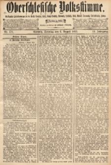 Oberschlesische Volksstimme, 1893, Jg. 19, Nr. 178