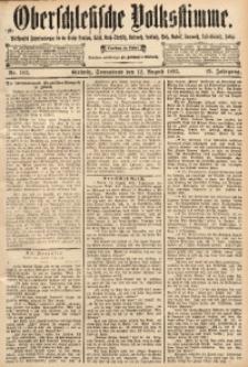 Oberschlesische Volksstimme, 1893, Jg. 19, Nr. 183