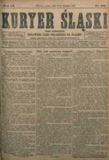Kuryer Śląski, 1917, R. 9 [właśc. 11], nr 187