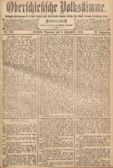 Oberschlesische Volksstimme, 1893, Jg. 19, Nr. 204