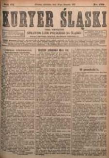 Kuryer Śląski, 1917, R. 9 [właśc. 11], nr 189