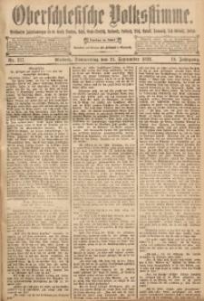 Oberschlesische Volksstimme, 1893, Jg. 19, Nr. 217