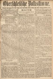 Oberschlesische Volksstimme, 1893, Jg. 19, Nr. 263