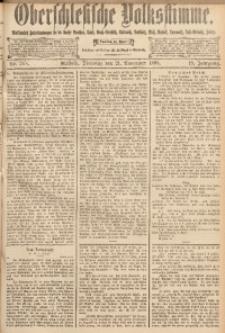 Oberschlesische Volksstimme, 1893, Jg. 19, Nr. 268