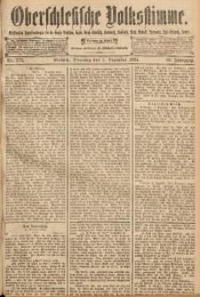 Oberschlesische Volksstimme, 1893, Jg. 19, Nr. 279